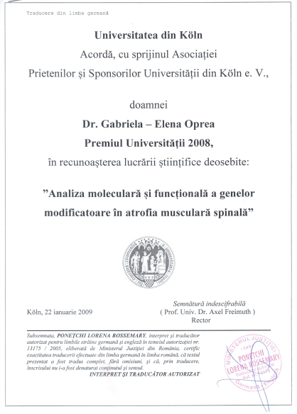 diploma gabriela oprea 1